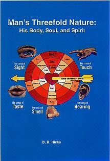 Man's Threefold Nature: His Body, Soul, And Spirit – Volume 1