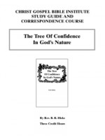 Tree Of Confidence (Workbook)