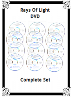 Rays Of Light DVD (Complete Set)