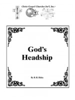 God's Headship