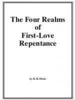 The Four Realms of First-Love Repentance
